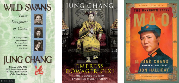 wild swans jung chang Jung chang wild swans 108 likes an epic in every sense of the word a biography that's also an autobiography a real insight into mao's china and.